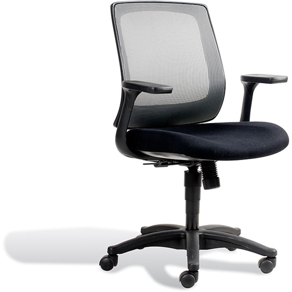 Jesper Office Grey Mesh Ergonomic Office Chair