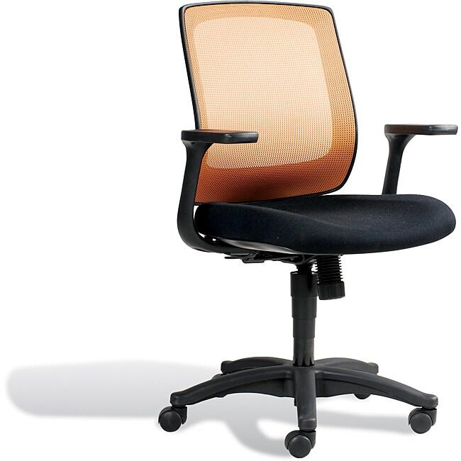 Jesper Office Orange Ergonomic Office Chair