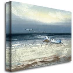Rio 'Low Tide' Canvas Art - Thumbnail 1