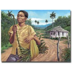 'Azucar' Canvas Art