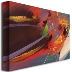 Ricardo Tapia 'Splash' Canvas Art - Thumbnail 1