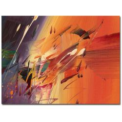 Ricardo Tapia 'Speed' Canvas Art