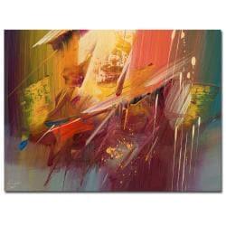 Ricardo Tapia 'Freedom' Canvas Art