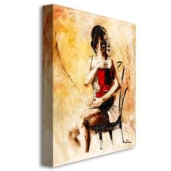 Joarez 'Divine Melody' Canvas Art - Thumbnail 1