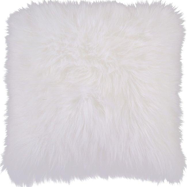 Bolt Down Square Decorative Pillow