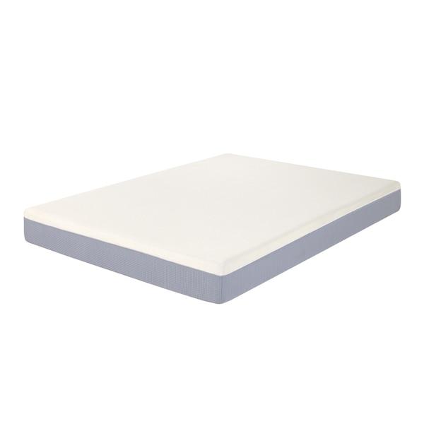 Sleep Sync 8 inch Twin size Memory Foam Mattress Free