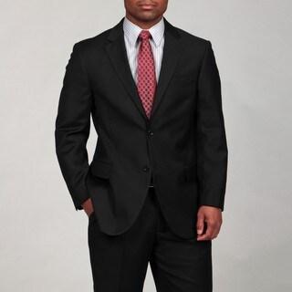 Dockers Men's Black Wool Suit Separates Coat