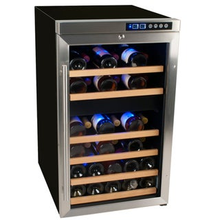 EdgeStar 34-bottle Dual Zone Wine Cooler Sold by Living Direct