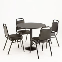 Holland 905 5-piece Commercial Dining Set