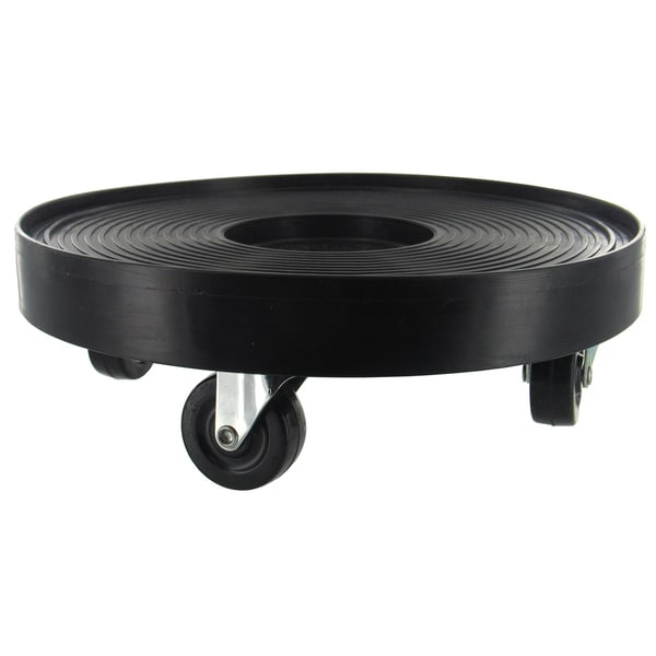 Black 16-inch Plant Dolly