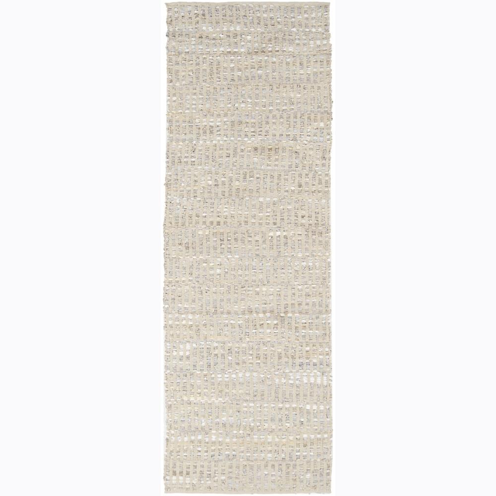 Hand-woven Mandara Rug (2'6 x 7'6)