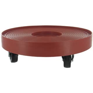 Terra Cotta 24-Inch Wheeled Plant Dolly|https://ak1.ostkcdn.com/images/products/6425926/P14030954.jpg?impolicy=medium