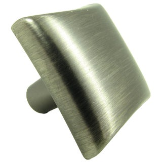 Stone Mill Hardware Bella Weathered Nickel Cabinet Knobs (Pack of 5)