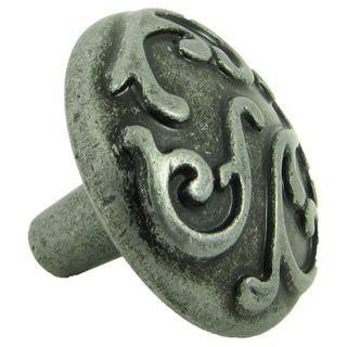 Stone Mill Hardware 'Ivy' Swedish Iron Cabinet Knobs (Pack of 10)
