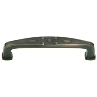 Stone Mill Hardware 'Edinborough' Oil Rubbed Bronze Cabinet Pulls (Pack of 5)