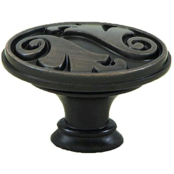 Stone Mill Hardware 'Oakley' Oil Rubbed Bronze Cabinet ...