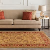 Hand Tufted Aberdeen Semi-Worsted New Zealand Wool Area Rug - 9' x 13'