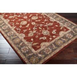 "Hand-tufted Kensington Wool Rug (5' x 7'9"")"