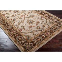 Hand-tufted Garretson Wool Rug (8' x 10') - Thumbnail 1