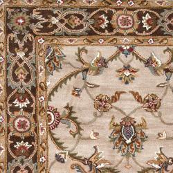 Hand-tufted Garretson Wool Rug (8' x 10') - Thumbnail 2