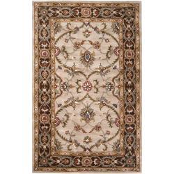 Hand-tufted Garretson Wool Area Rug (8' x 10') - Thumbnail 0