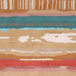 Hand-tufted Tripp New Zealand Wool Rug (8' x 11')