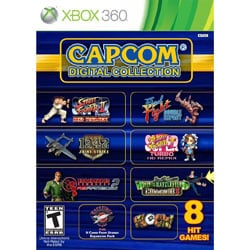 Xbox 360 - Capcom Digital Collection