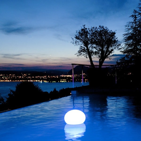 All Weather LED Lighted Flatball Lighting Design