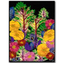 Kathie McCurdy 'Story Book Forest' Gallery-Wrapped Canvas Art
