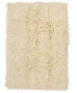 Linon Super 2000-gram Flokati Wool Rug (6' x 9')