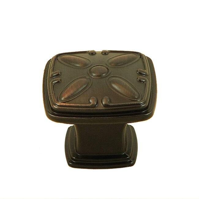 Stone Mill Edinborough Oil-rubbed Bronze Cabinet Knobs (P...