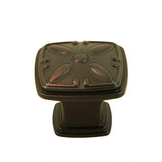 Stone Mill Hardware Edinborough Oil Rubbed Bronze Cabinet Knobs (Case Of 25)