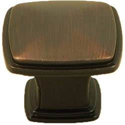 Stone Mill Hardware 'Providence' Oil Rubbed Bronze Cabinet Knob (Pack of 5)
