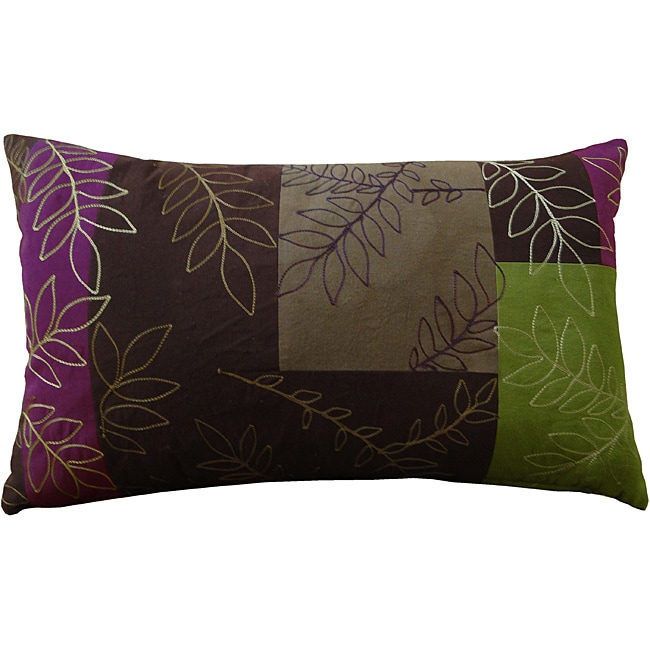 Jovi Shrubs Decorative Pillow