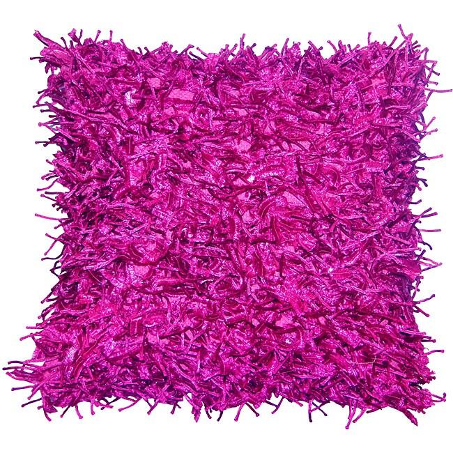 Jovi Chill Fuchsia Decorative Pillow