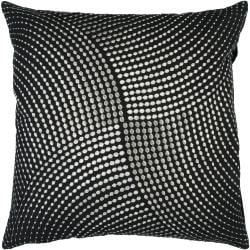 Decorative Ring Feather Down Pillow - Thumbnail 0