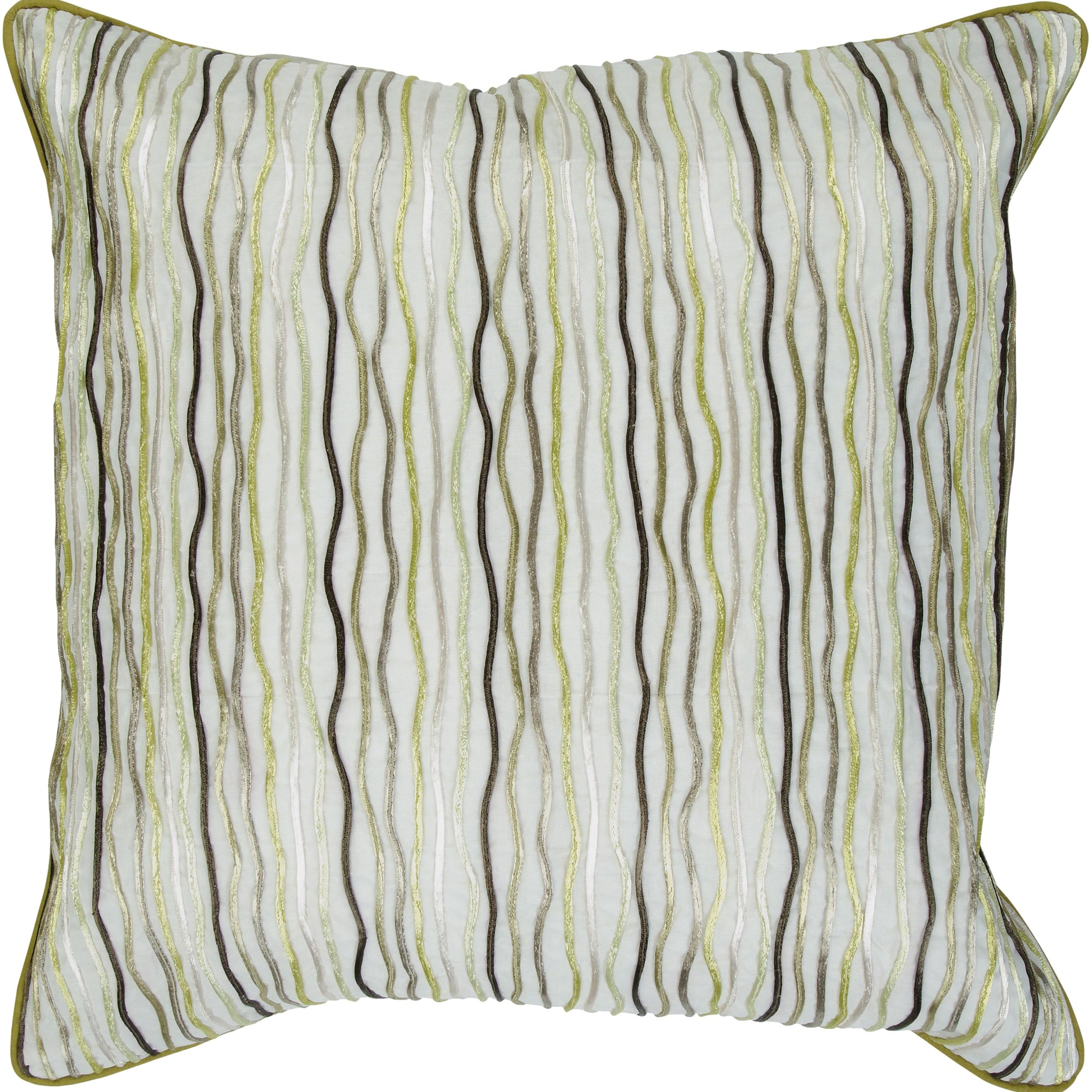 Decorative 22x22 Sumter Pillow
