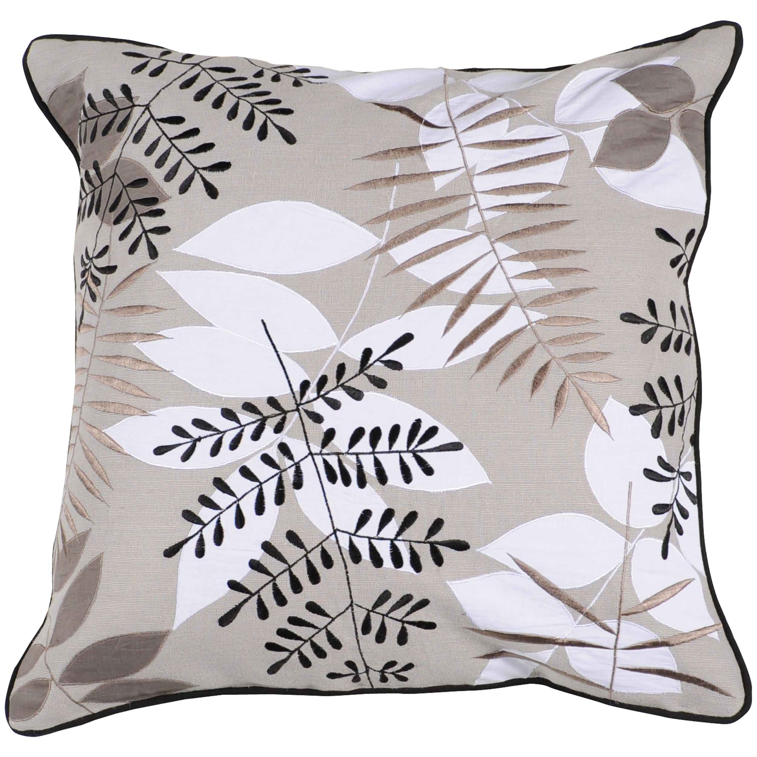 Decorative Square Hype Large Tinted Pillow