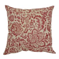 Pillow Perfect 'Damask' Throw Pillow