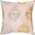 Decorative Origin 22x22 Down Pillow