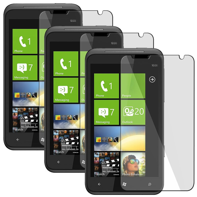 Screen Protector for HTC Titan (Pack of 3)