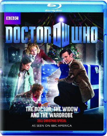 Doctor Who: The Doctor, The Widow And The Wardrobe (Blu-ray Disc)