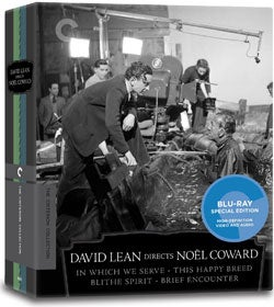 David Lean Directs Noel Coward Box Set - Criterion Collection (Blu-ray Disc)