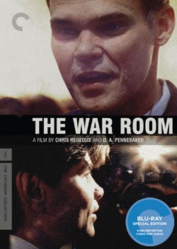 The War Room - Criterion Collection (Blu-ray Disc)