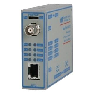 Omnitron Systems FlexPoint 10T/2 Media Converter
