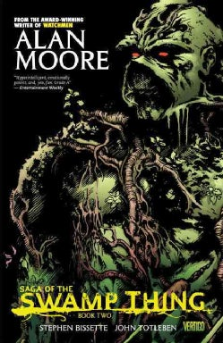 Saga of the Swamp Thing 2 (Paperback)