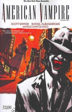 American Vampire 2 (Paperback)