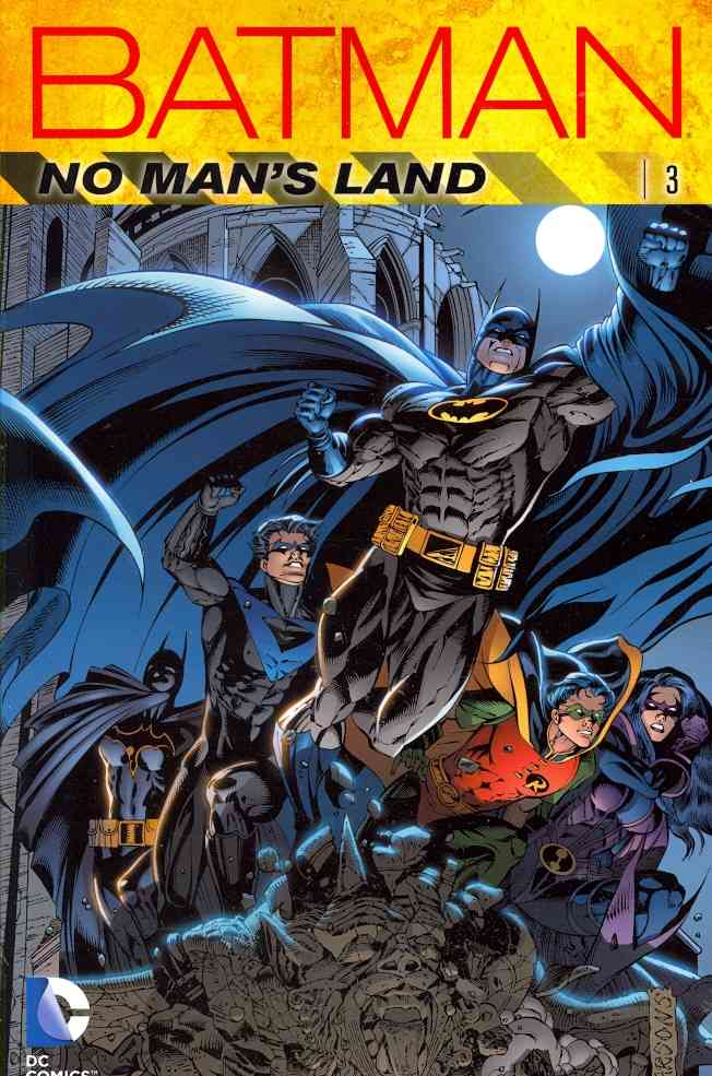 Batman No Man's Land 3: No Man's Land (Paperback)