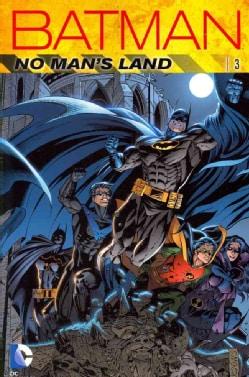 Batman 3: No Man's Land (Paperback)