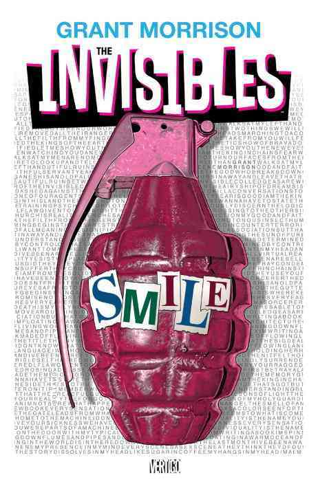 Invisibles Omnibus 1-3 (Hardcover) - Thumbnail 0
